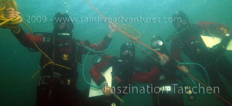 Sail and Dive Adventures - Dr. Theodor Yemenis - Diving Tauchen