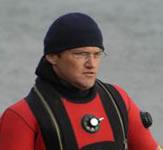 Theodor Yemenis - Sail and Dive Torso Diver